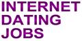 Internet dating jobs logo