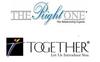 Therightone_togetherdating_loga